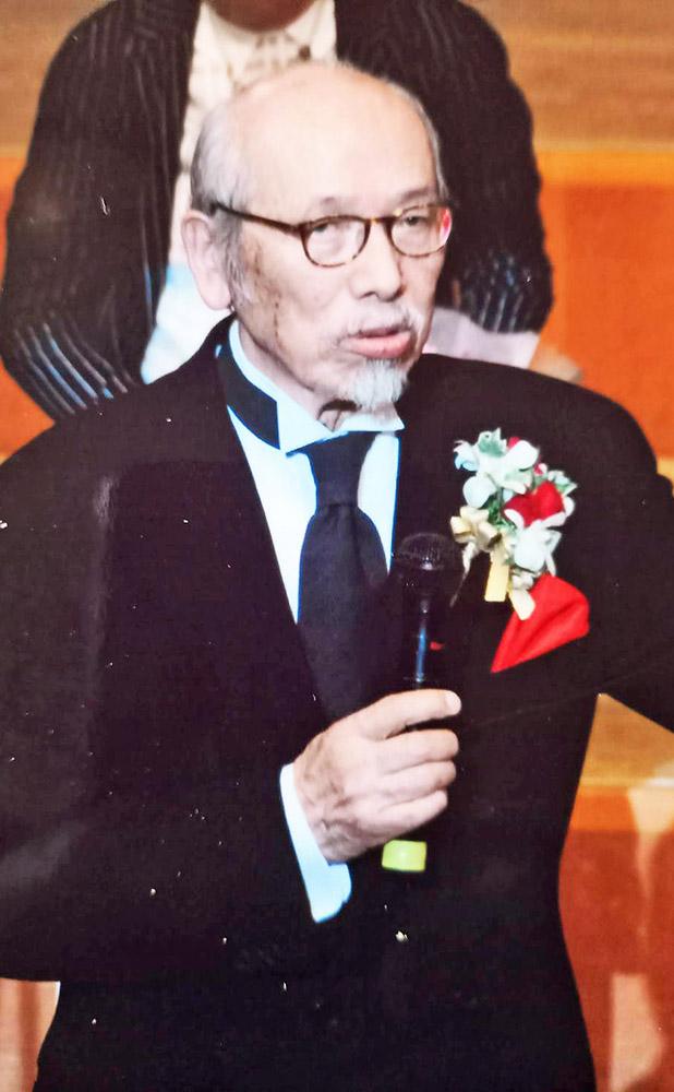 音楽家として活躍されていた中澤さん